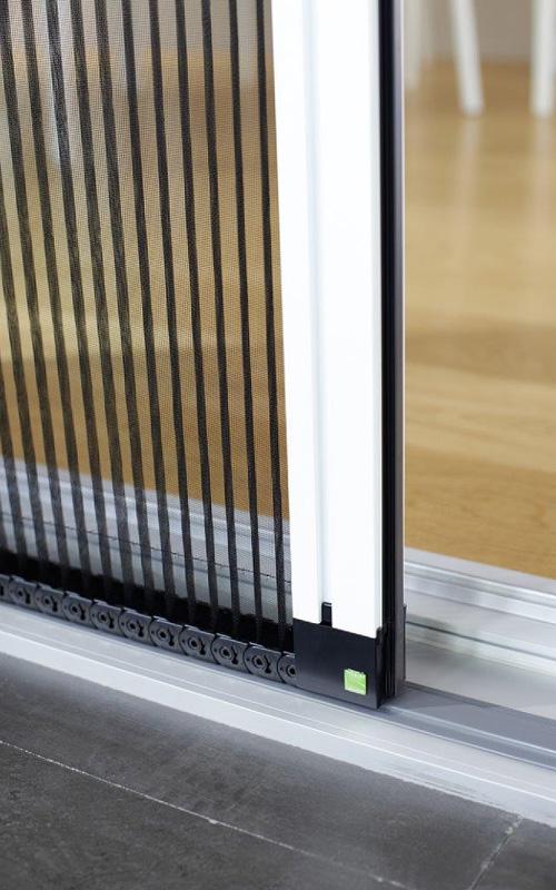 Insektenschutz für Fenster Falttür von erfal