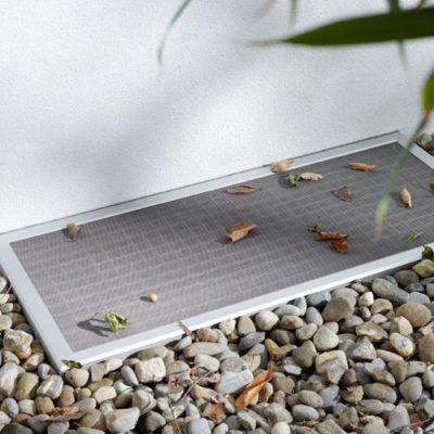 Insektenschutz für Schacht Kellerfenster von erfal