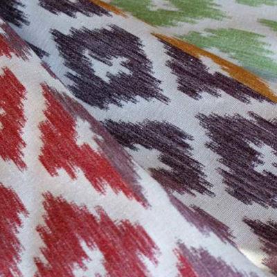 Möbel Bezugsstoff aus Leinen Musterbeispiel