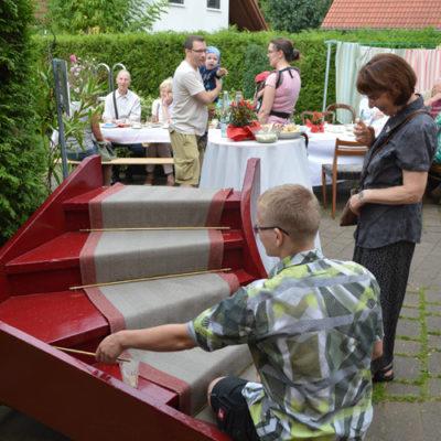 Busch 40 Jahre Polsterei in Berlin