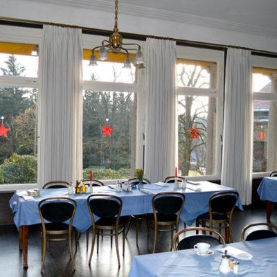 Fenster Vorhänge nach historischem Vorbild