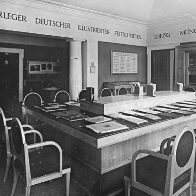 Deutscher Pavillon Weltausstellung von 1911 in Brüssel