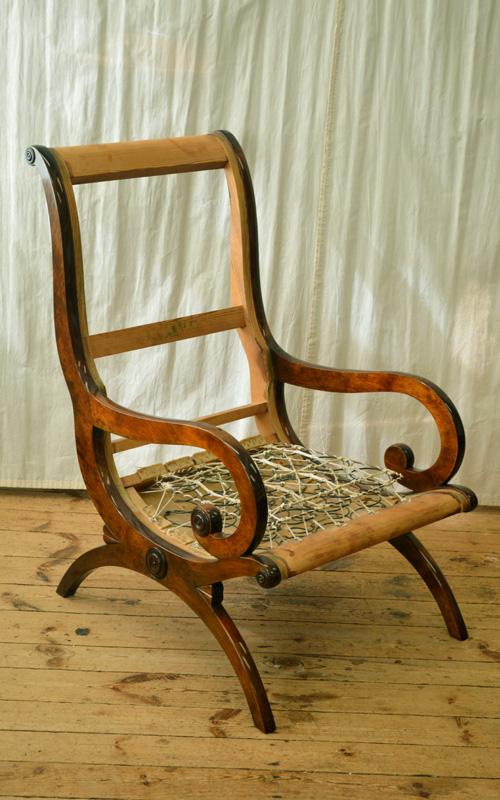 Sessel nach einem Schinkel Entwurf