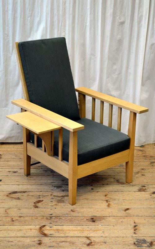 Rekonstruierter Bauhaus-Sessel