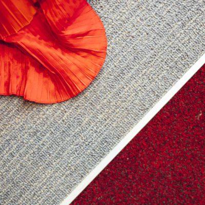 Raumausstattung Teppichboden Muster
