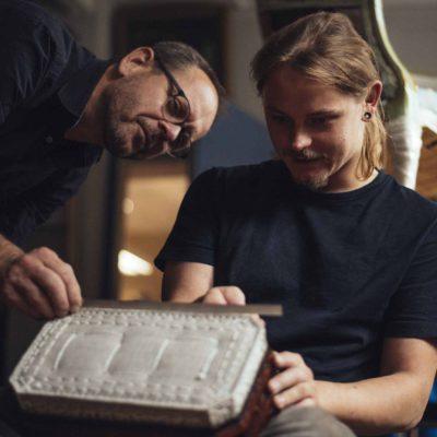 Dirk und Maximilian Busch Polsterei